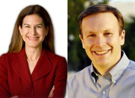 Susan Bysiewicz & Chris Murphy