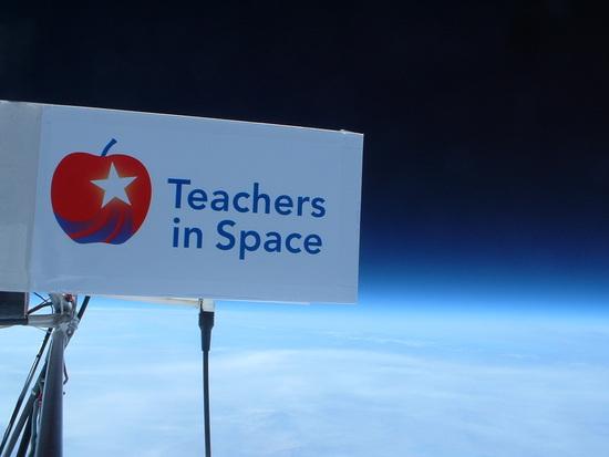 Teachers in spaaaace