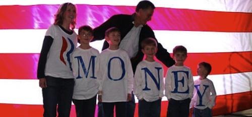 Mitt Romney and 'Money'
