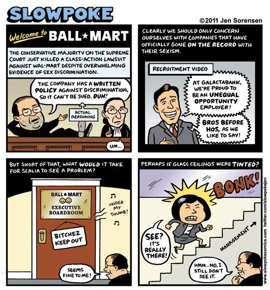 Slowpoke comic