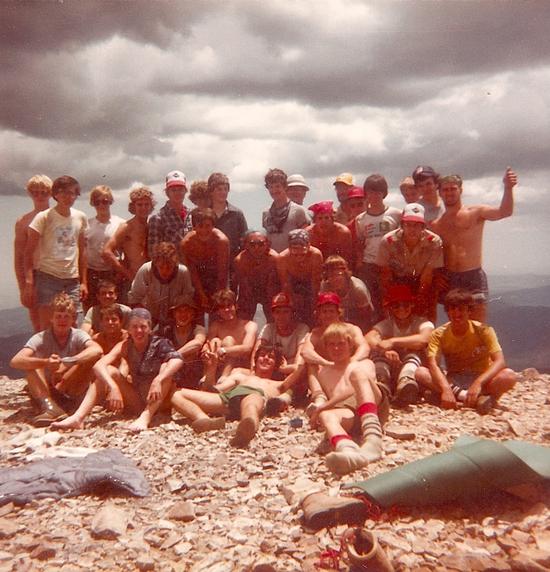 Philmont Trail Crew, Summer of 1983