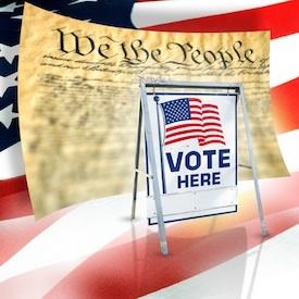 La Democracia Electoral de EUA
