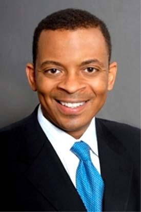 pportrait, head shot of mayor Anthony Foxx of Charlotte NC