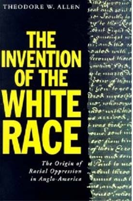 book cover The Invention of the White Race