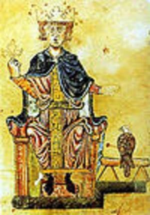 Holy Roman Emperoro Frederick II