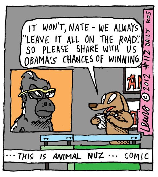 Animal Nuz comic #112 by Eric Lewis panel 3