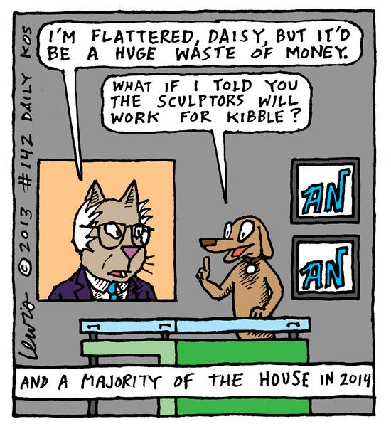 Animal Nuz comic #142 by Eric Lewis panel 4