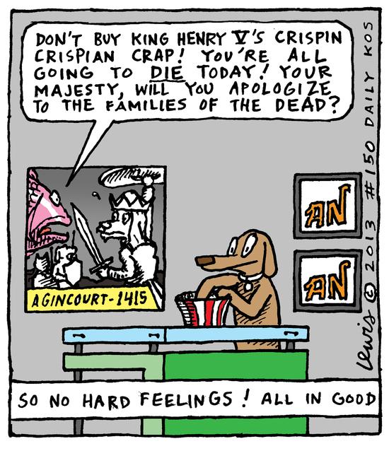 Animal Nuz comic #150 by Eric Lewis panel 3