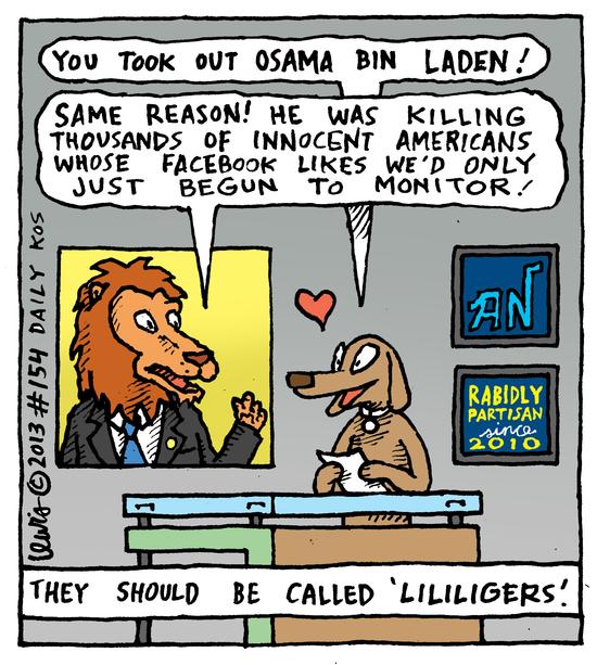 Animal Nuz comic by Eric Lewis #154 panel 4