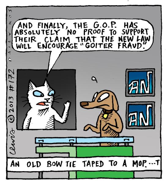 Animal Nuz comic #172 by Eric Lewis panel 4