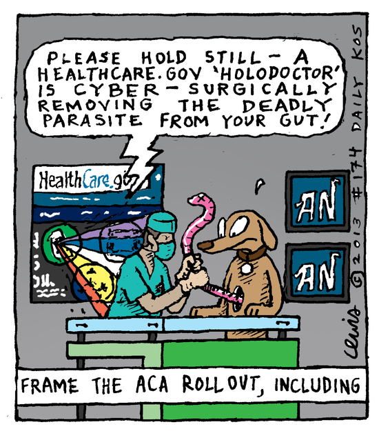 Animal Nuz comic #174 by Eric Lewis panel 3