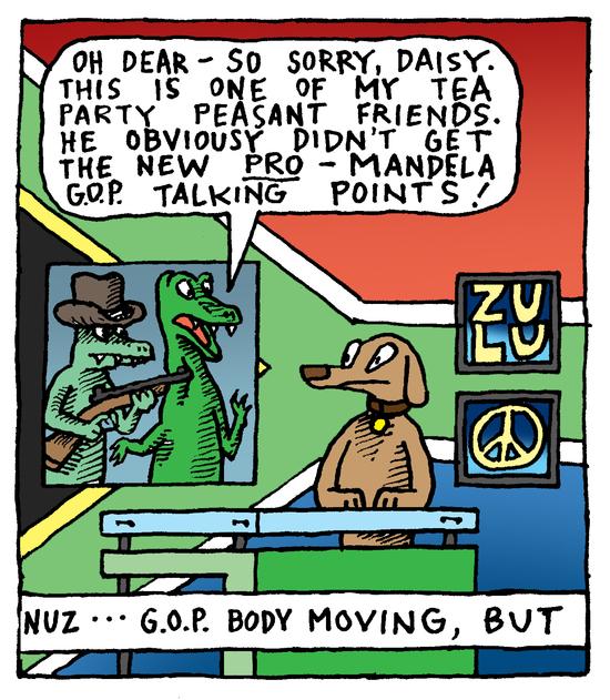 Animal Nuz comic #177 by Eric Lewis panel 3