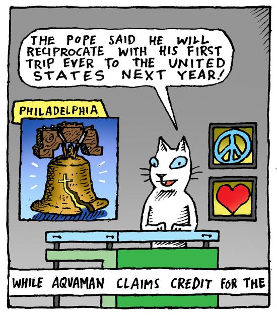 Animal Nuz comic #184 by Eric Lewis panel 3