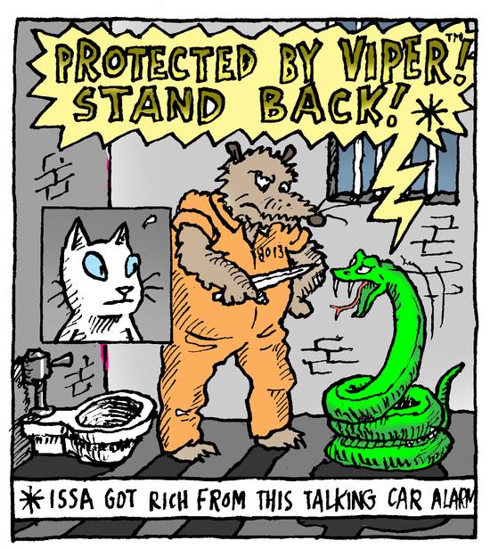 Animal Nuz comic #186 by Eric Lewis panel 4