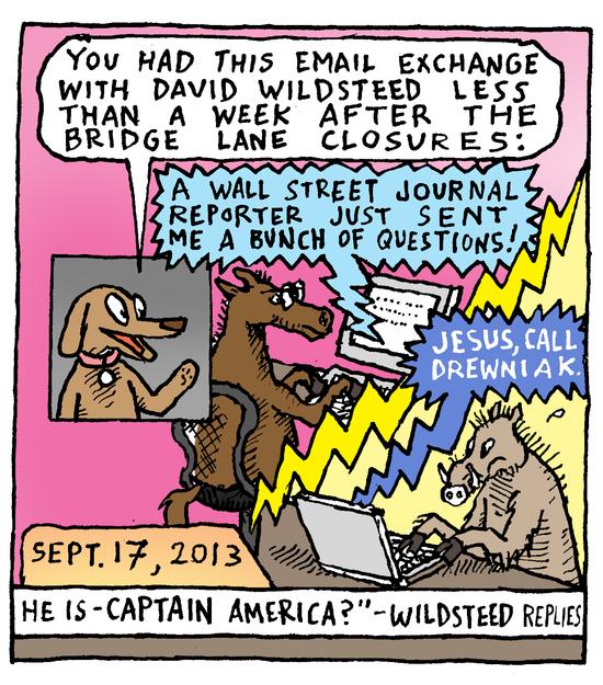 Animal Nuz comic #189 by Eric Lewis panel 2