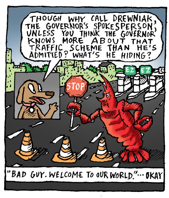 Animal Nuz comic #189 by Eric Lewis panel 3