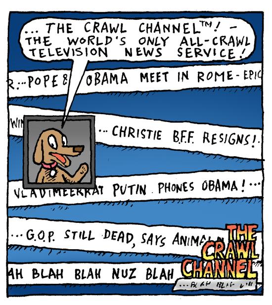 Animal Nuz comic #193 panel 2 final