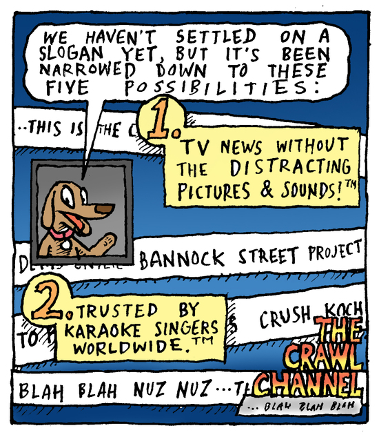 Animal Nuz comic #193 panel 3 final