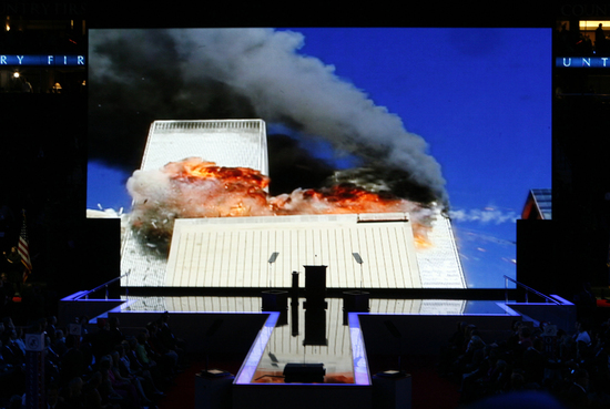 Republican National Convention, 2008 (Mike Segar/Reuters)