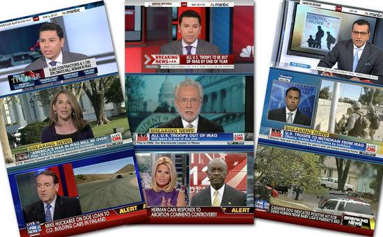 Fox Iraq Coverage