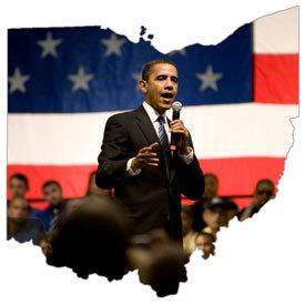 Obama leads Ohio