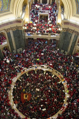Wisconsin Rally