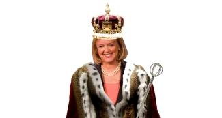Queen Meg Whitman