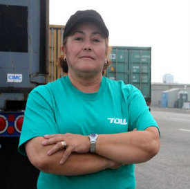 Company Fires Truck Driver For Taking Emergency Bathroom Break While Supporting A Union