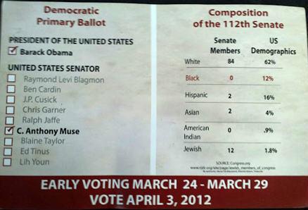 Muse sample ballot