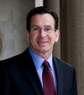 CT Gov Dannel Malloy
