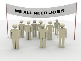 we all need jobs