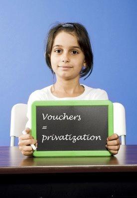 vouchers=privatization