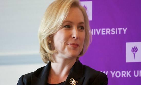 New York Sen. Kirsten Gillibrand