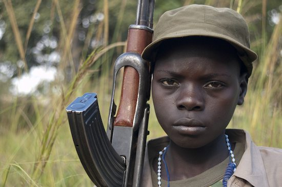 child soldier, lord's resistance army