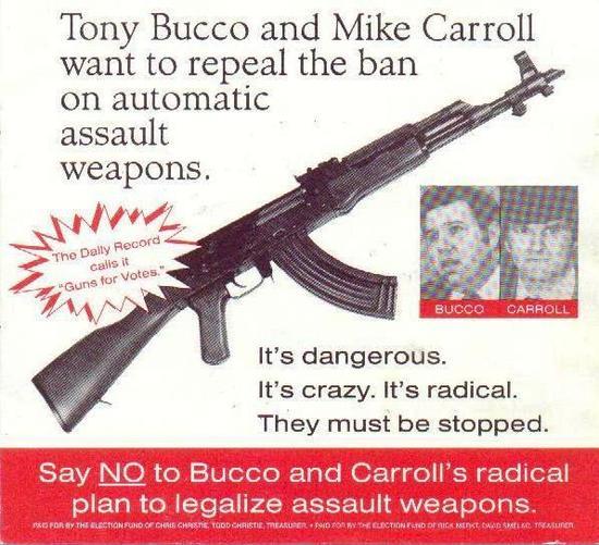 pro assault-rifle-ban flier