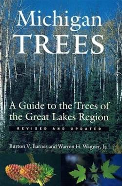 Michigan trees book