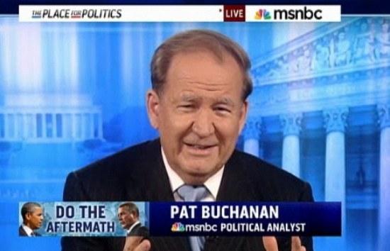 MSNBC's Pat Buchanan