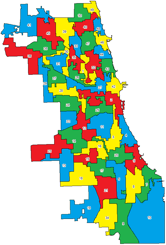 The 2011 Daily Kos Elections Redistricting Contest: The Second City