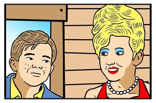Cartoon by Tom Tomorrow - Conservative Jones: citizen journalist!