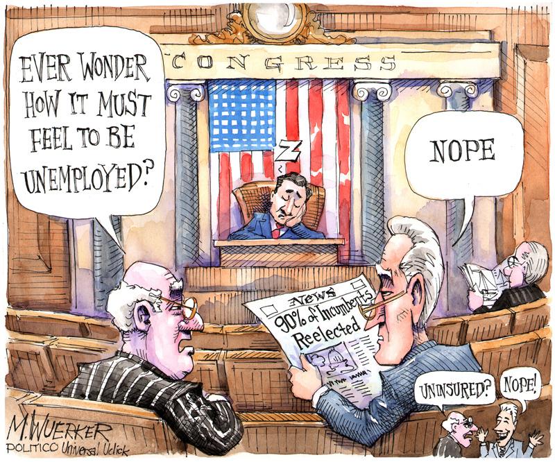 Cartoon: Empathy Gap