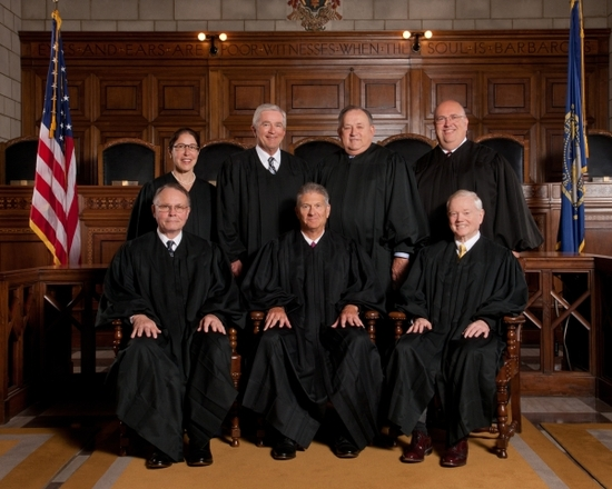 Justices of the Nebraska Supreme Court