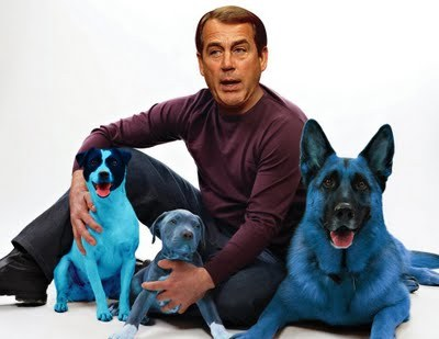 Blues with Boehner
