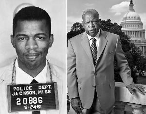 Image result for john lewis freedom rider