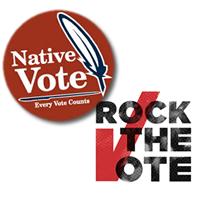 Native Vote Logo