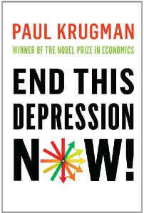 end this depression now book cover