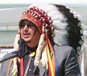 T.J. Show, Blackfeet Chairman