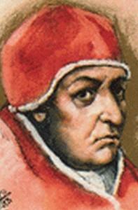 Pope Nicholas V portrait