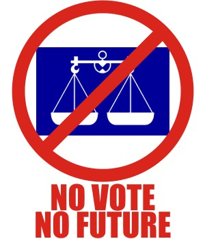 Voting poster 200
