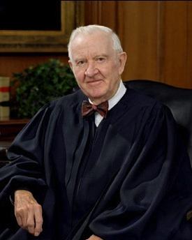 Retired Justice Stevens
