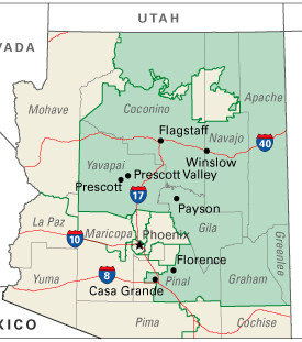 AZ-01 district map